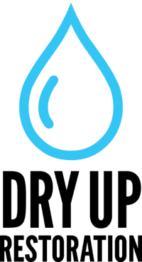 Dry Up Restoration Color Logo